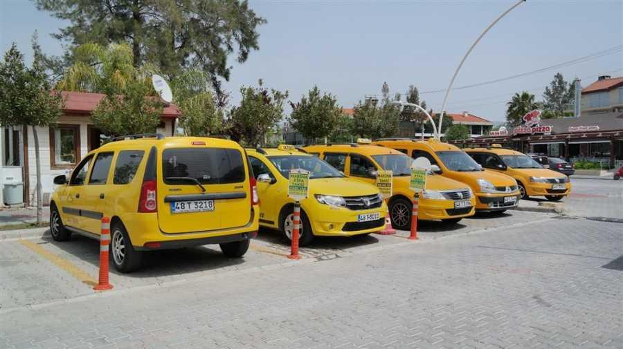Marina Taksi Durağı