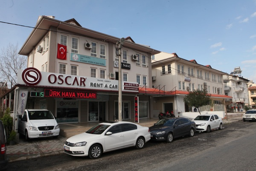 Oscar Rent a Car – Turizm – Emlak