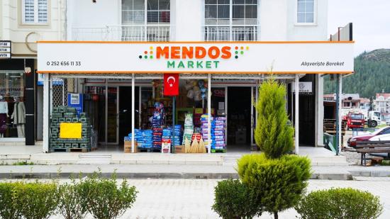 Mendos Market Seydikemer