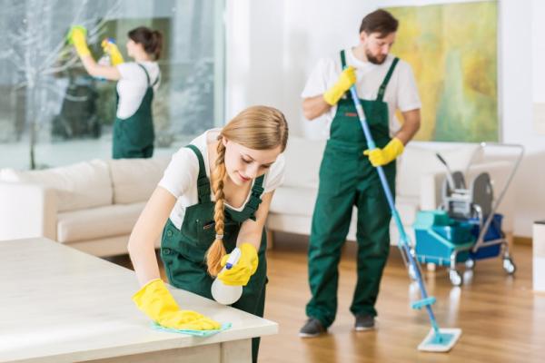 HDS Temizlik Hizmetleri