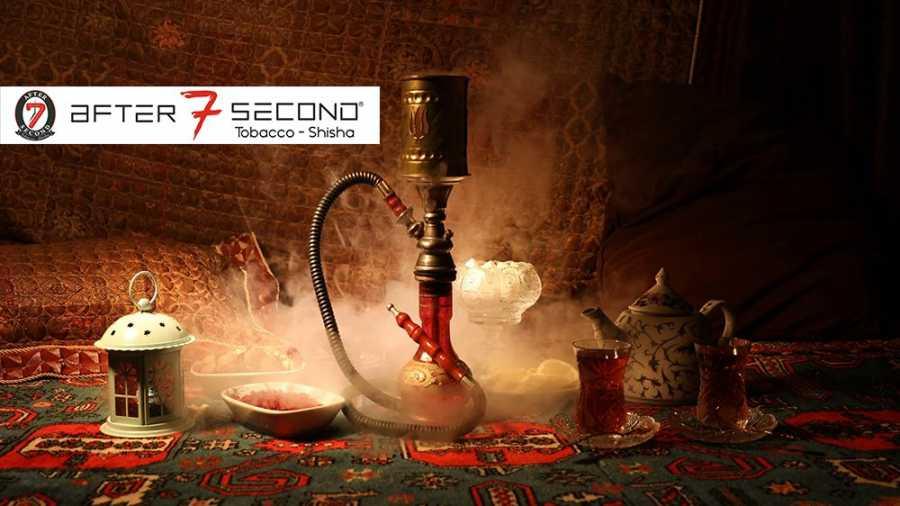 After 7 Second Tobacco Shisha