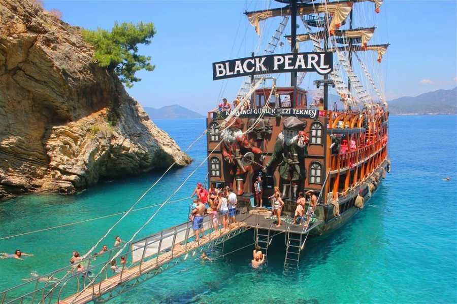 Black Pearl Ölüdeniz Tekne Turu