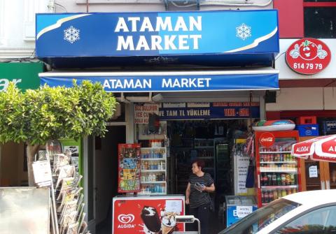 Ataman Market