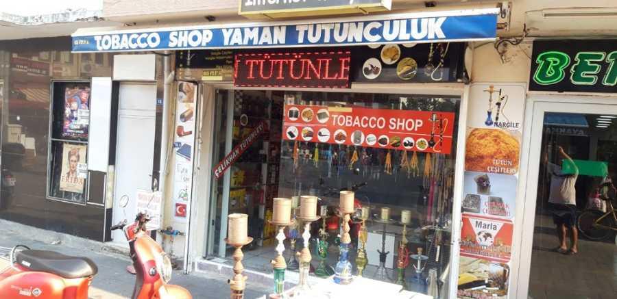 Yaman Tobacco Shop