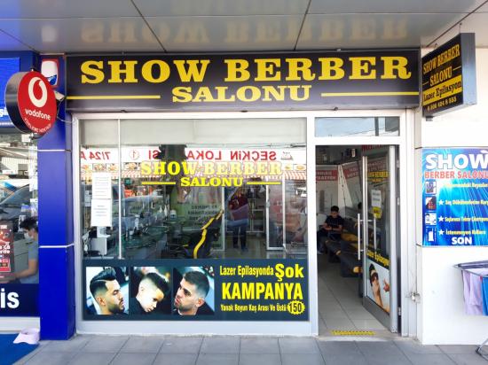 Show Berber Salonu ve Epilasyon