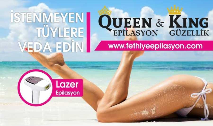 Fethiye Epilasyon – Queen & King Güzellik Salonu
