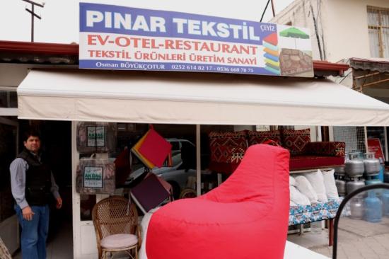 Pınar Tekstil Fethiye