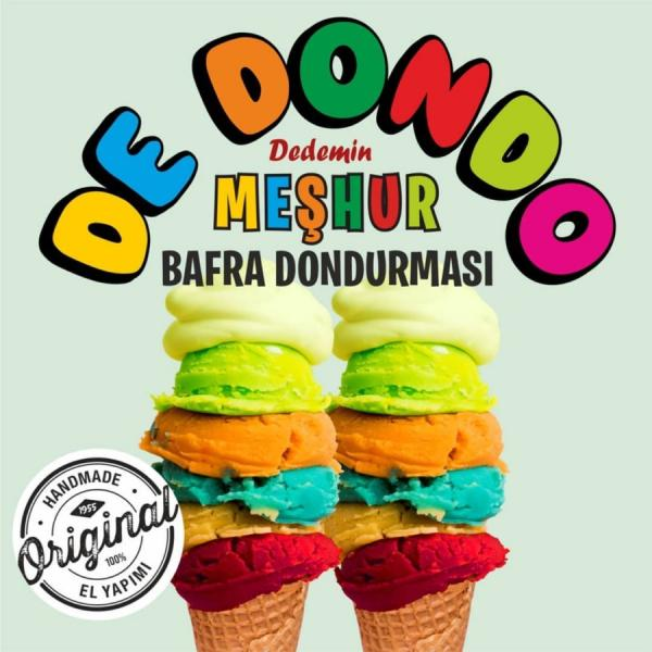 De Dondo Dondurma Fethiye