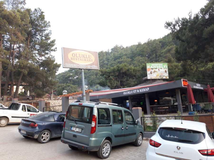 Fethiye Adventure Park Oluklu Restaurant