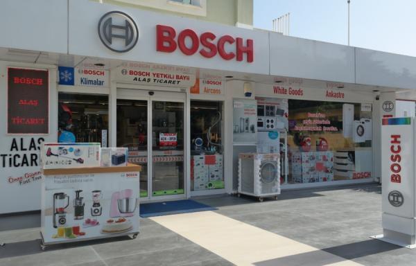 Fethiye Bosch Alaş Ticaret