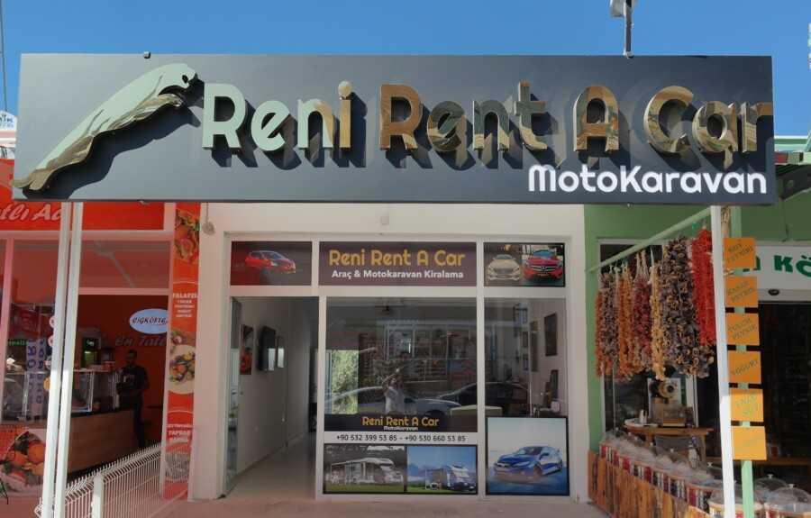 Reni Rent A Car Fethiye